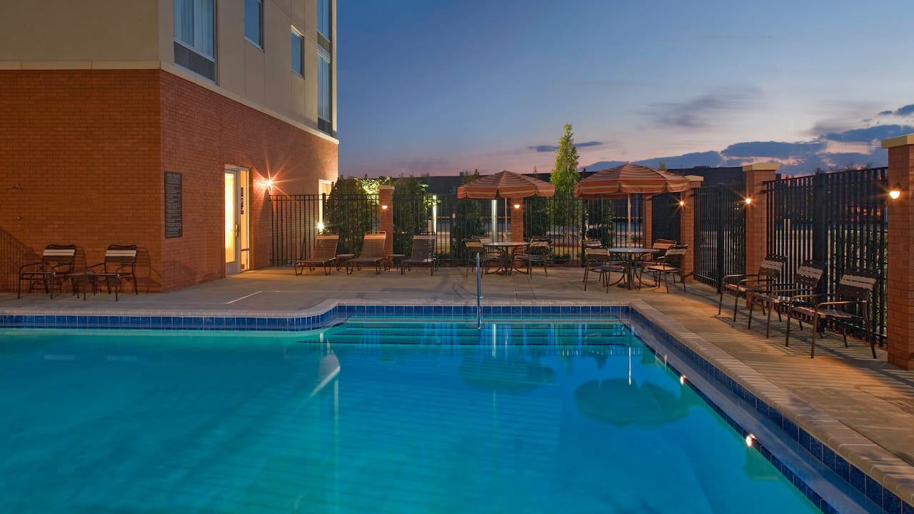 Hyatt Place Nashville/Hendersonville  Outdoor Pool