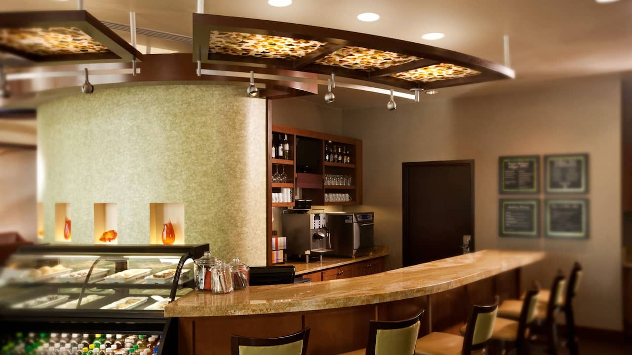 Hyatt Place San Antonio North/Stone Oak Bar