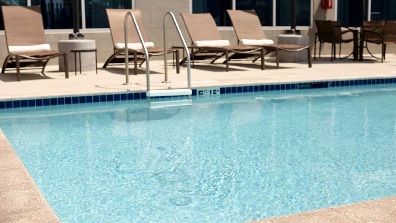 Hyatt Place Hotel Salt Lake City/Downtown/The Gateway Hotel Outdoor Pool Photo