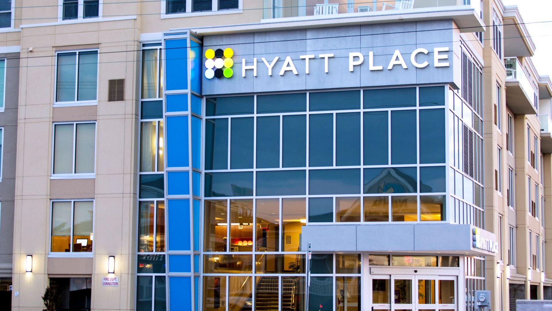 Hyatt Place Dewey Beach Exterior