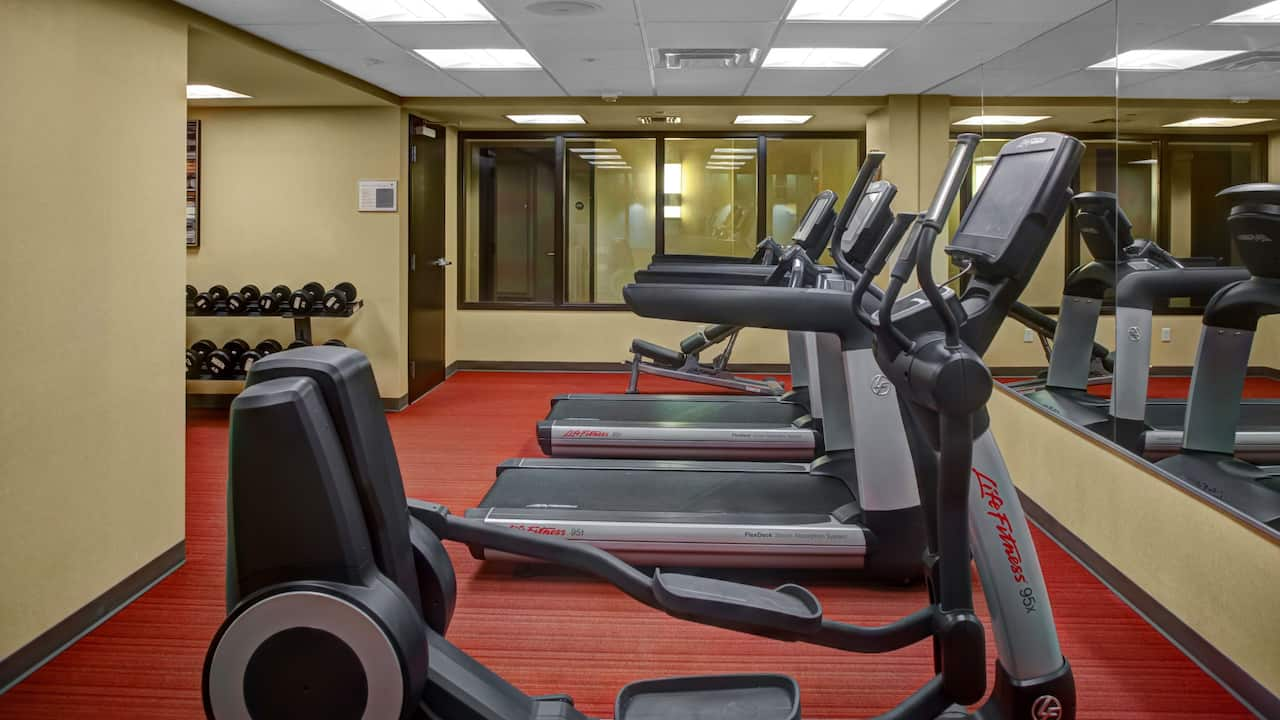 Hyatt Place Delray Beach 24/7 Fitness Center