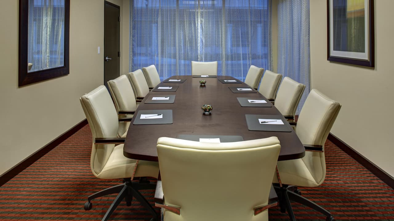 Hyatt Place Delray Beach Meeting Boardroom