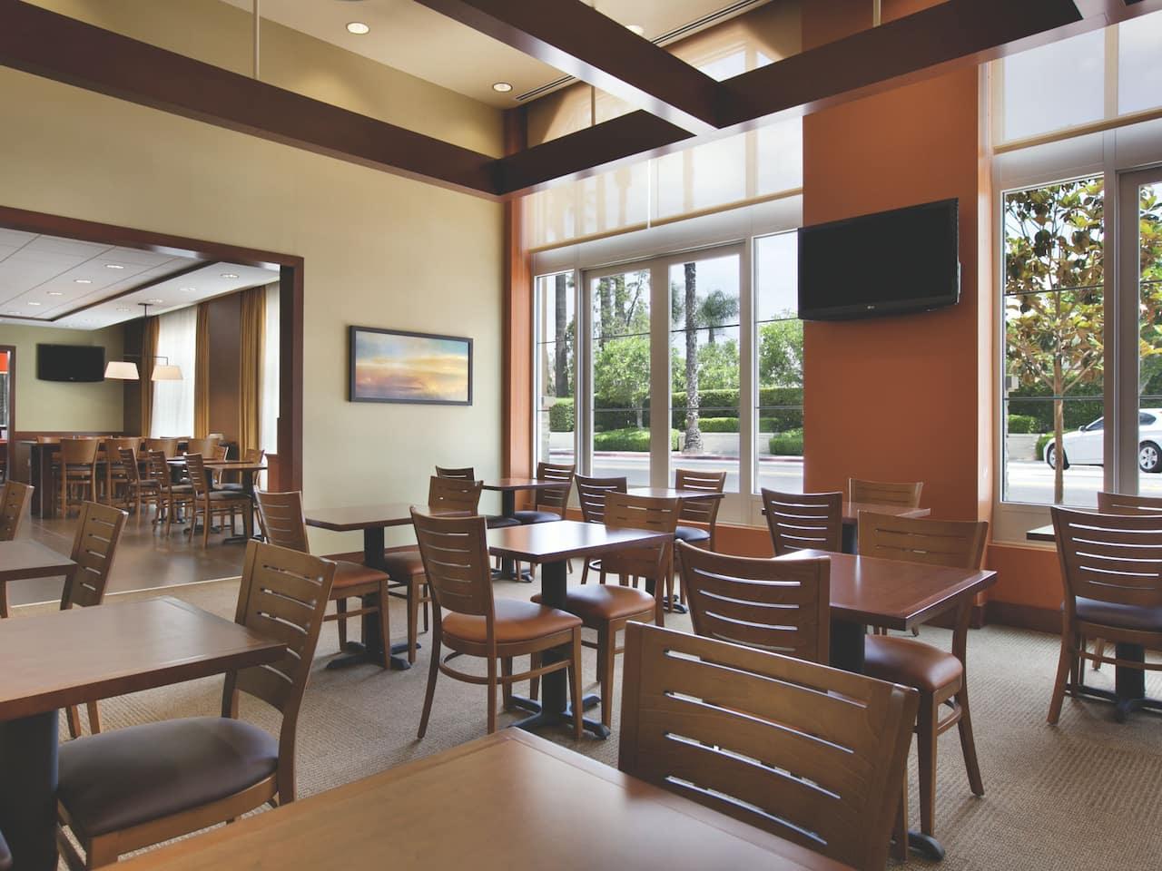 hyatt dining area