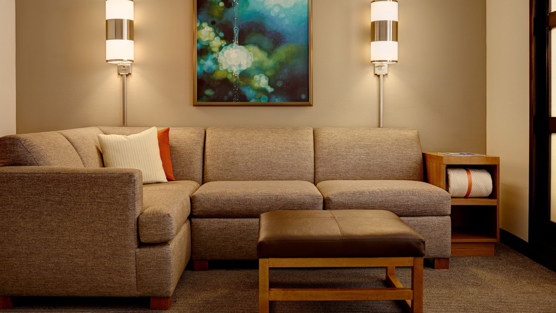 Hyatt Place Kansas City/Overland Park/Convention Center Cozy Corner