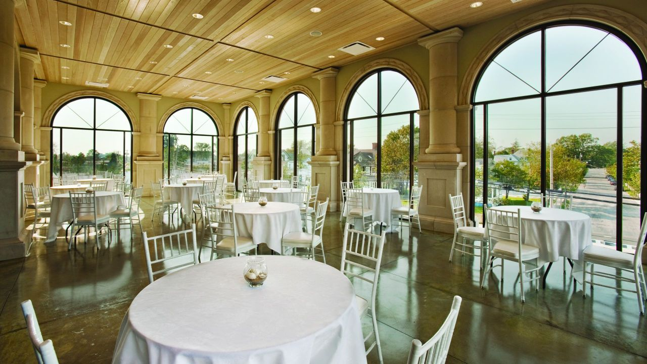 wedding and events space