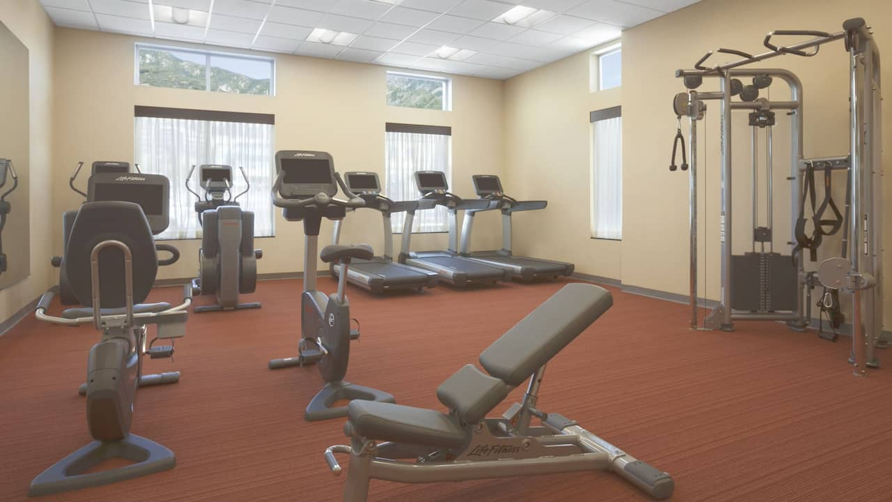 Cottonwood UT Hotel with 24/7 Fitness Center – Hyatt Place Salt Lake City/Cottonwood