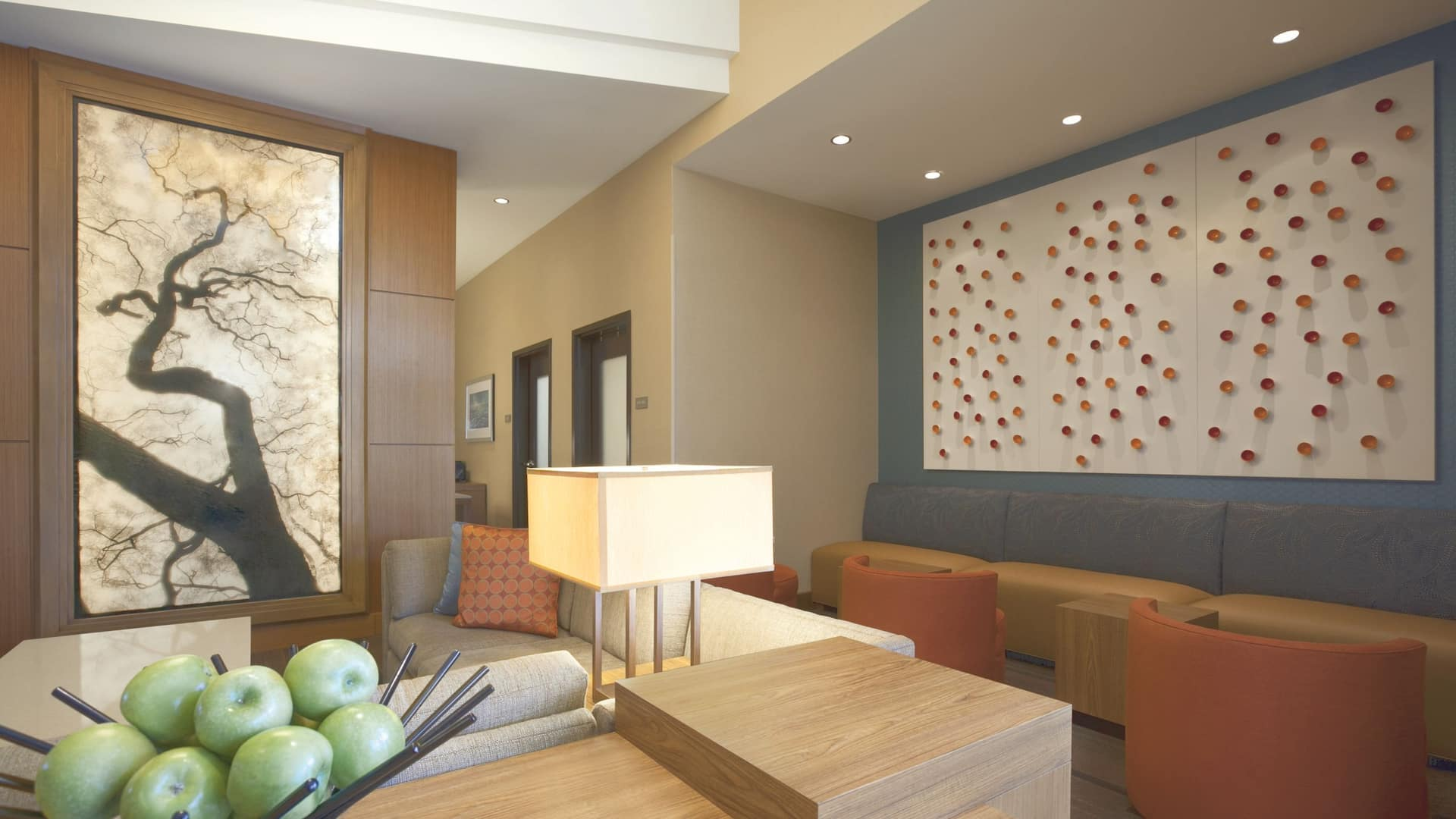 Hyatt Place Interior