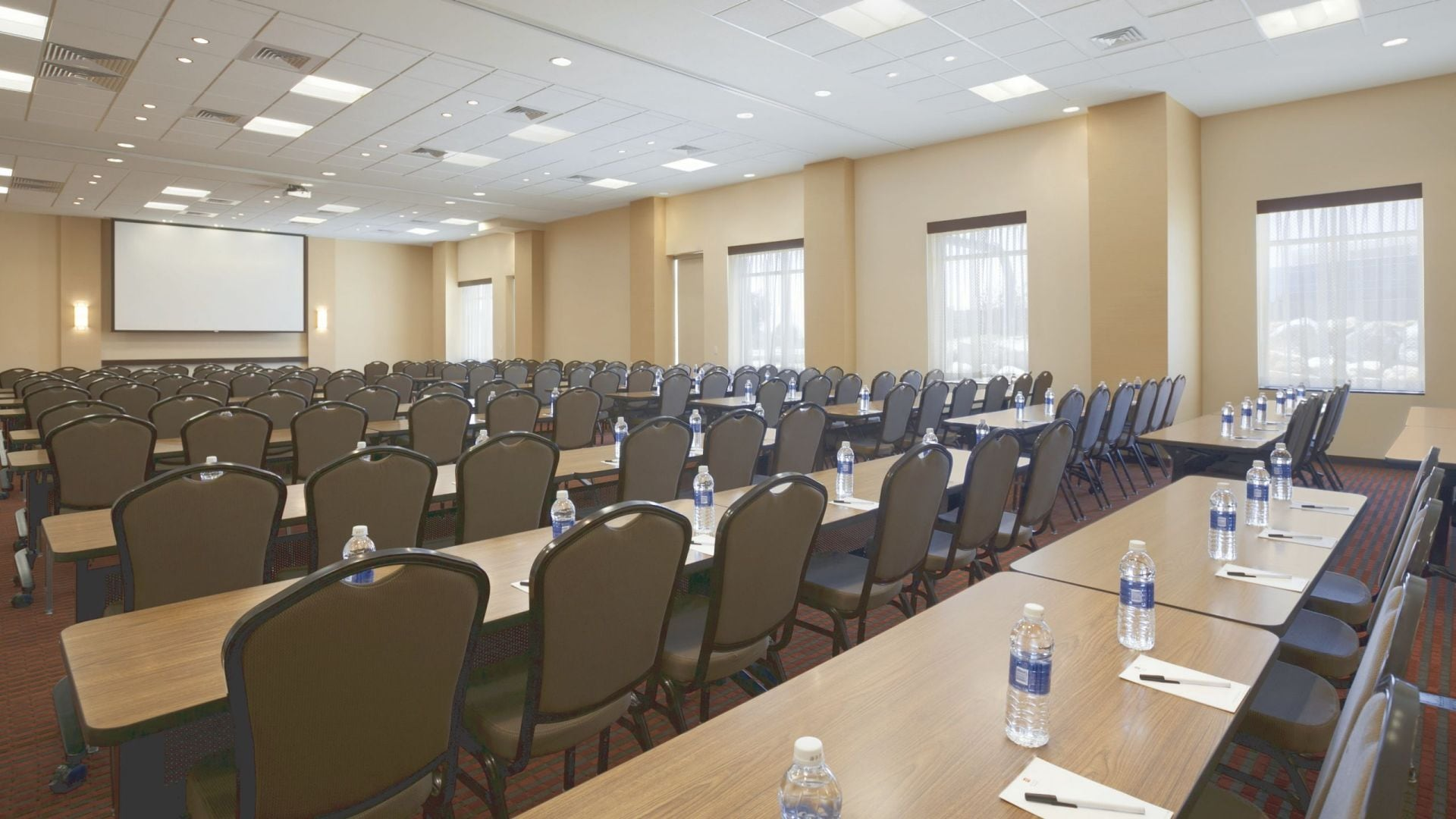 Cottonwood, UT Meeting Space Classroom Setup - Hyatt Place Salt Lake City/Cottonwood