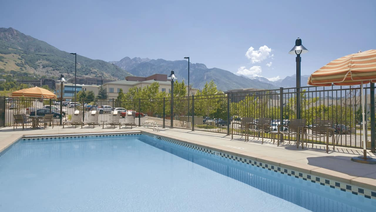 Cottonwood UT Hotel with Outdoor Pool – Hyatt Place Salt Lake City/Cottonwood