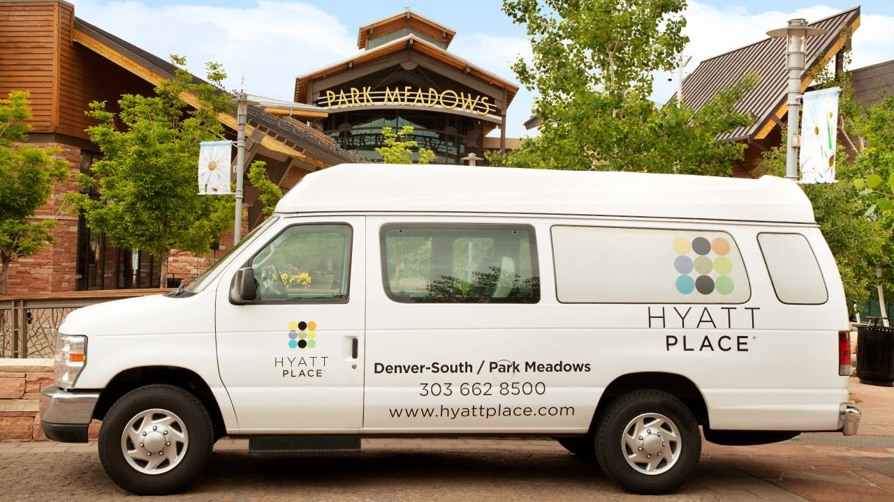 Denver-South/Park Meadows hotel Shuttle