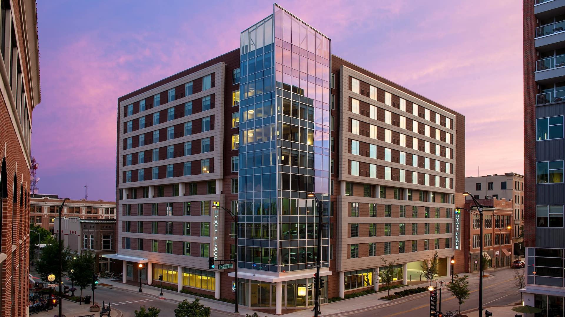 Hyatt Place Hotel Exterior