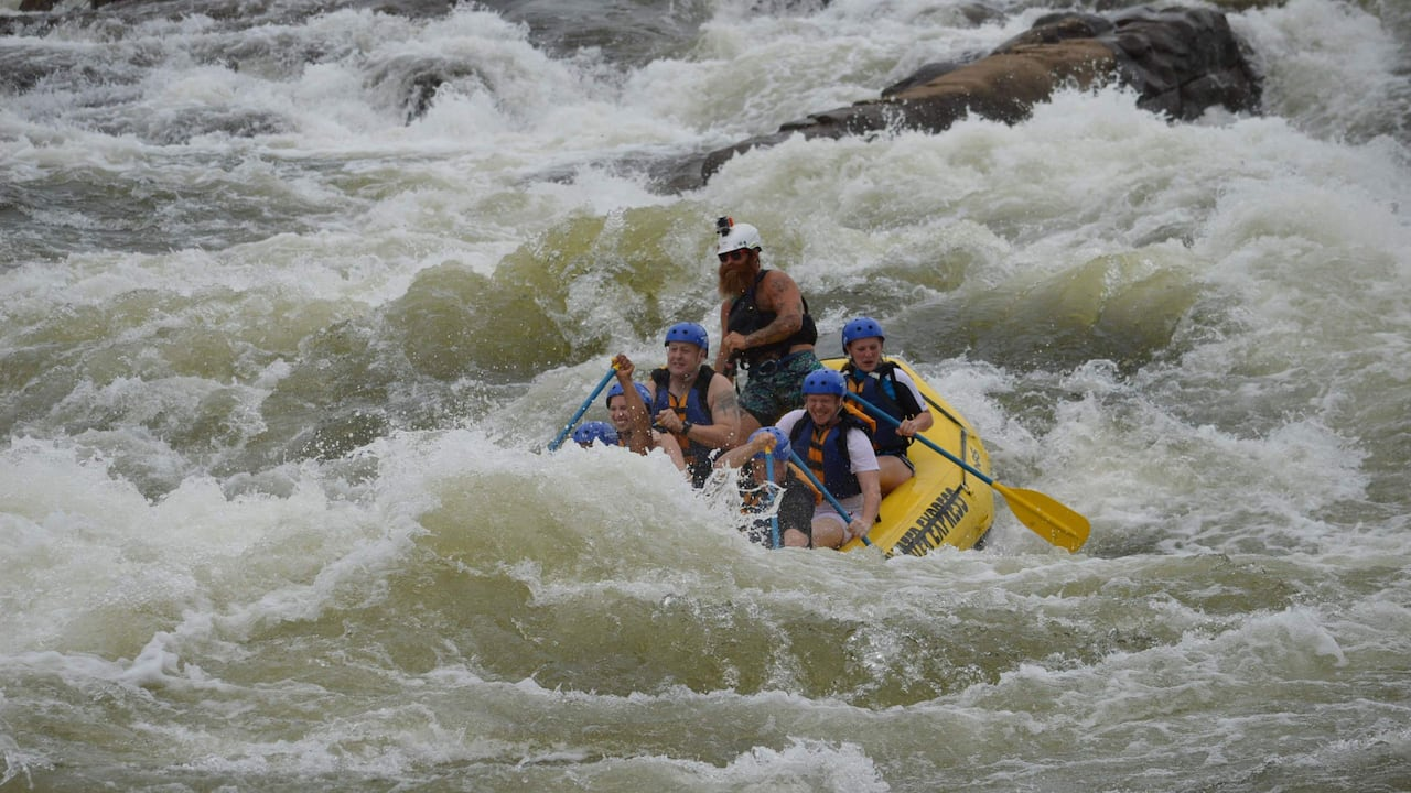 Whitewater package