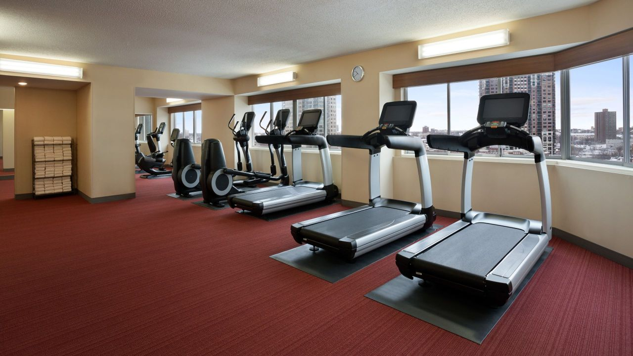 Hyatt Place Minneapolis Downtown 24/7 Gym