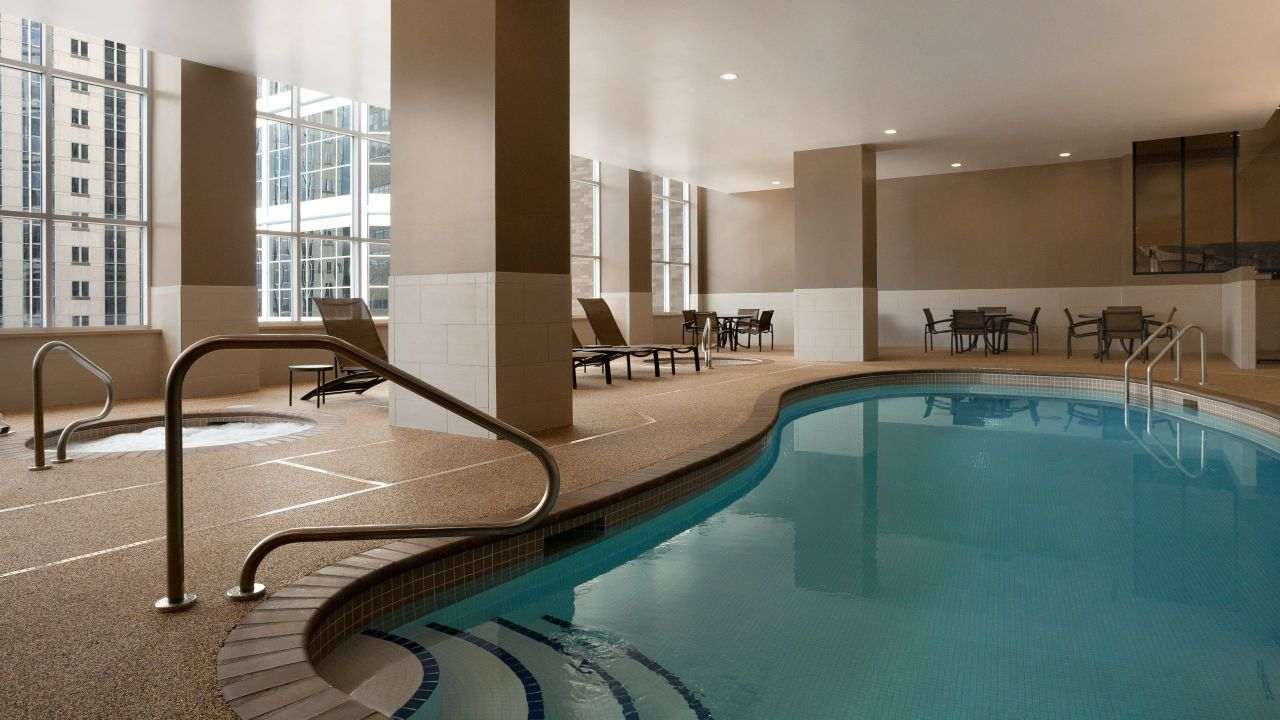 Hyatt Place Minneapolis Downtown Indoor Pool