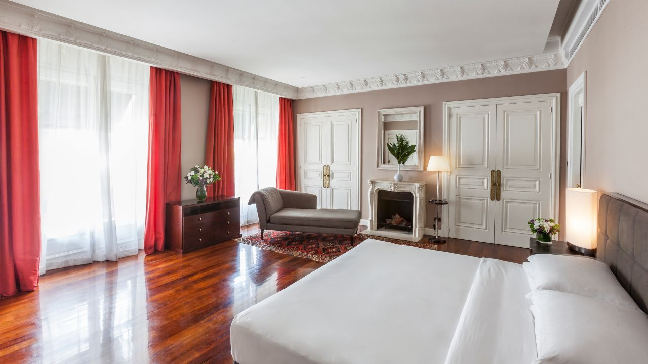 Alvear Suite Bedroom