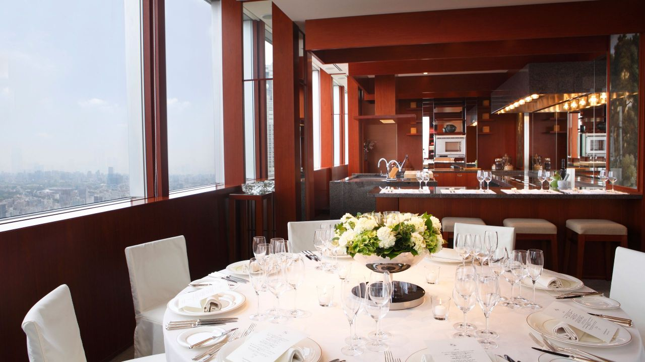 Private Dining Daytime