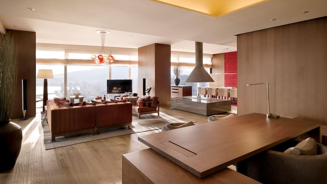 부산호텔 프레지덴셜 스위트