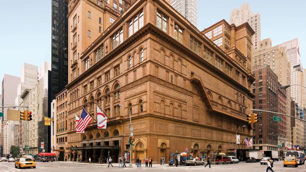 Carnegie Exterior