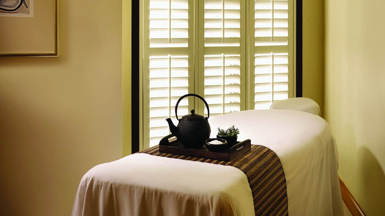 Haven Spa Treatment Room