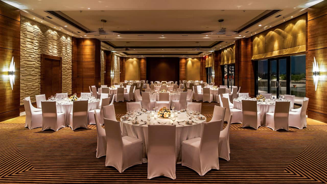 Hyatt Raipur Weddings