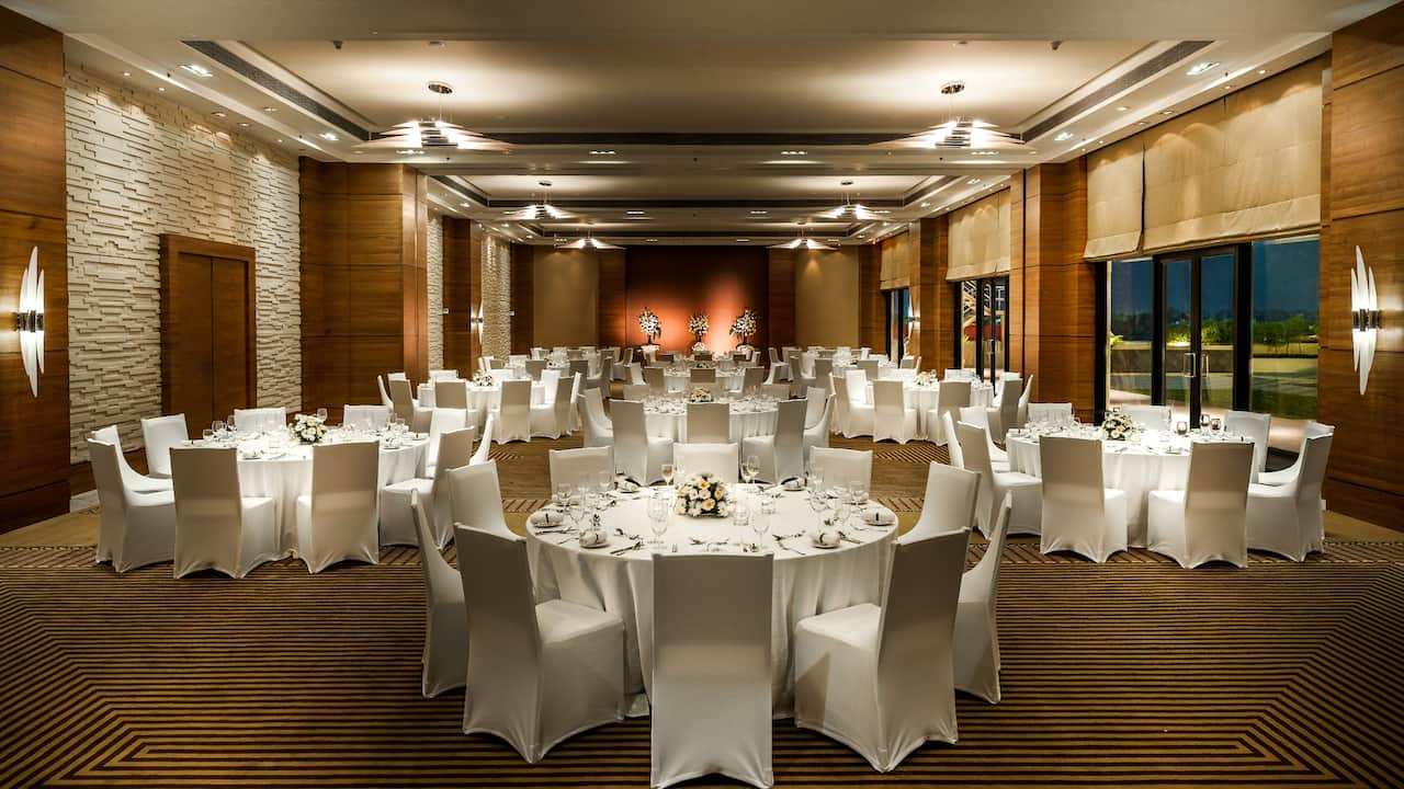 Hyatt Raipur Ballroom