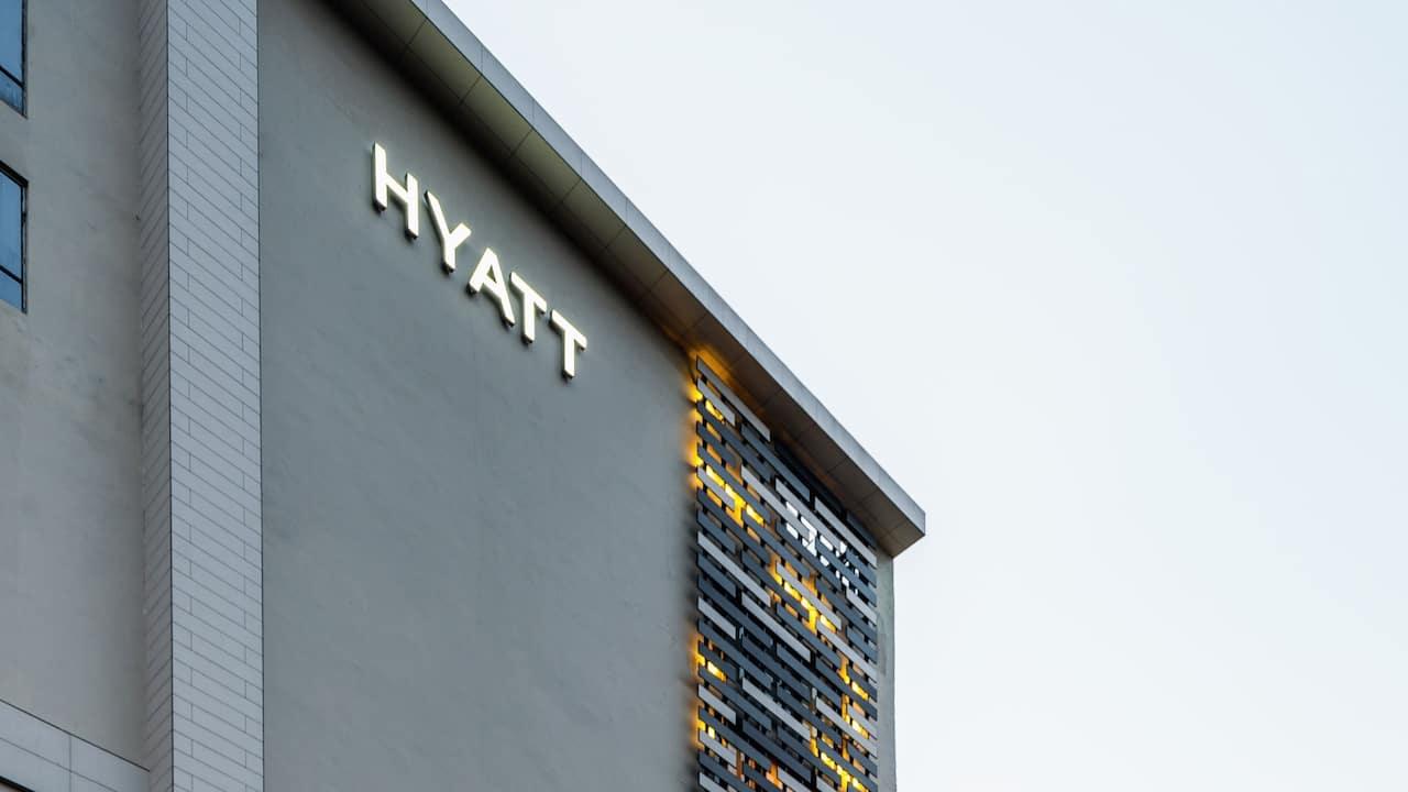Hyatt Raipur Exterior