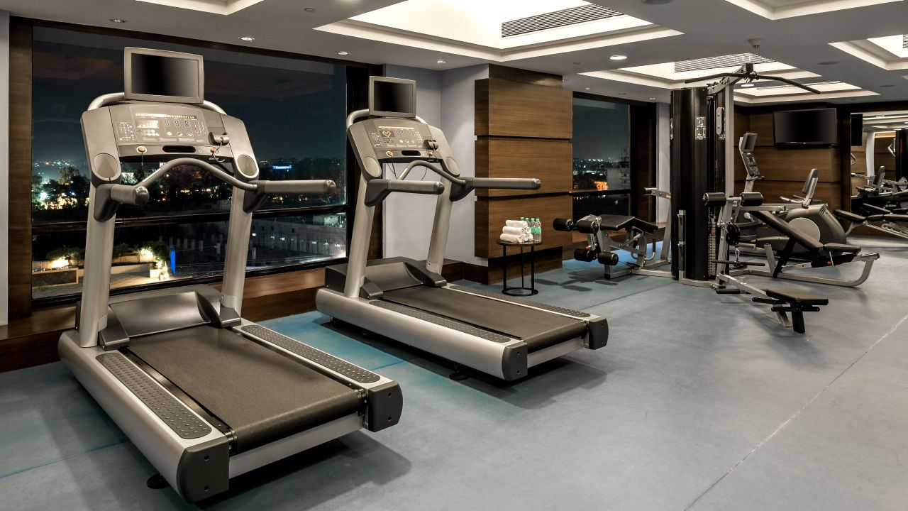 Hyatt Raipur Fitness Center