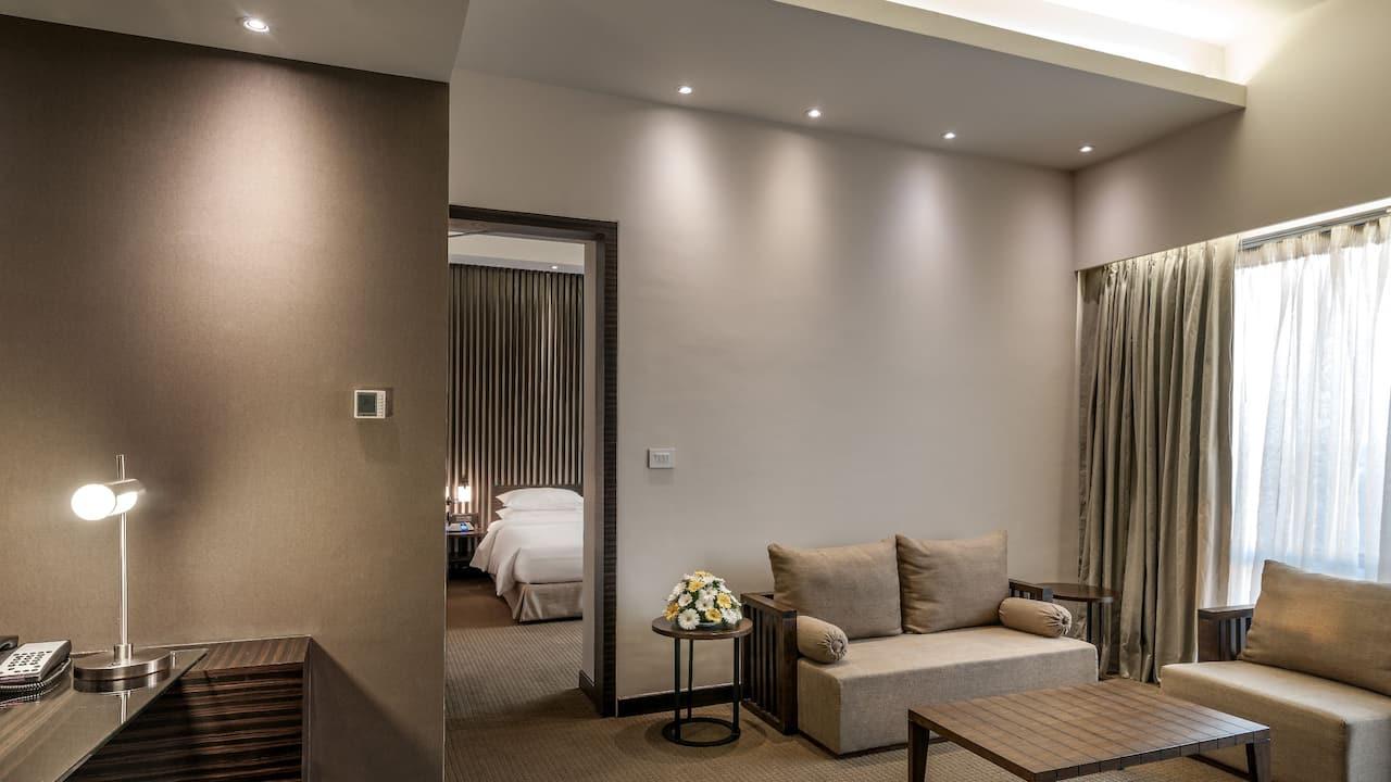 Hyatt Raipur Presidential Suite