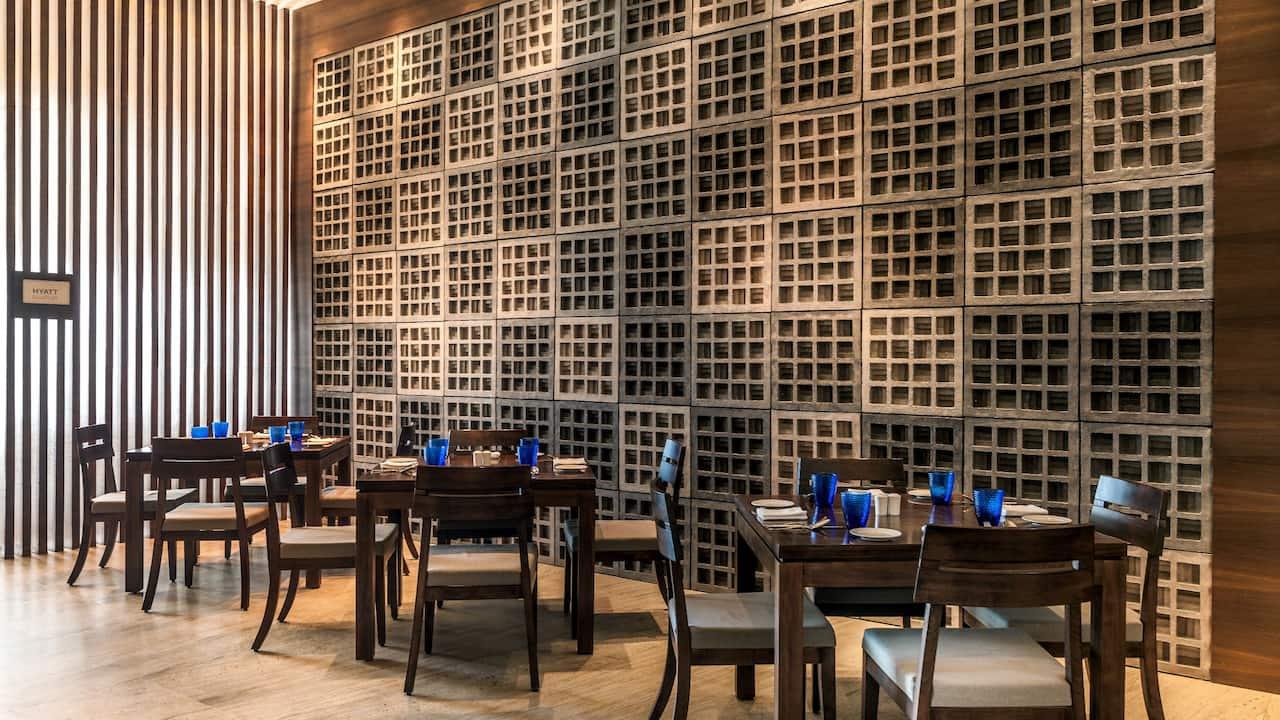 Hyatt Raipur Restaurant