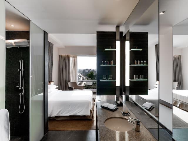 Hyatt Raipur guestroom