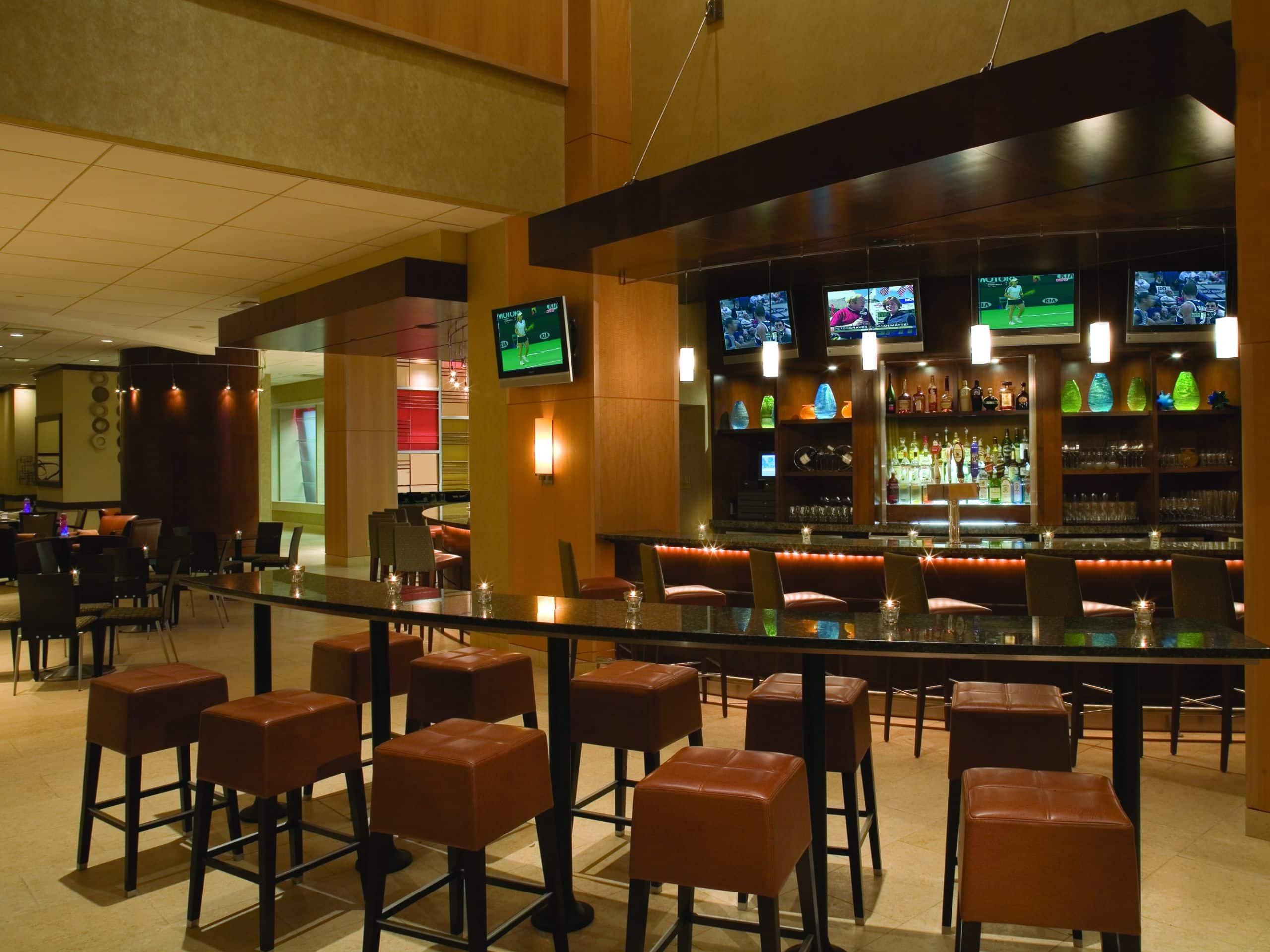 Restaurants And Bars In Morristown Nj Hyatt Regency