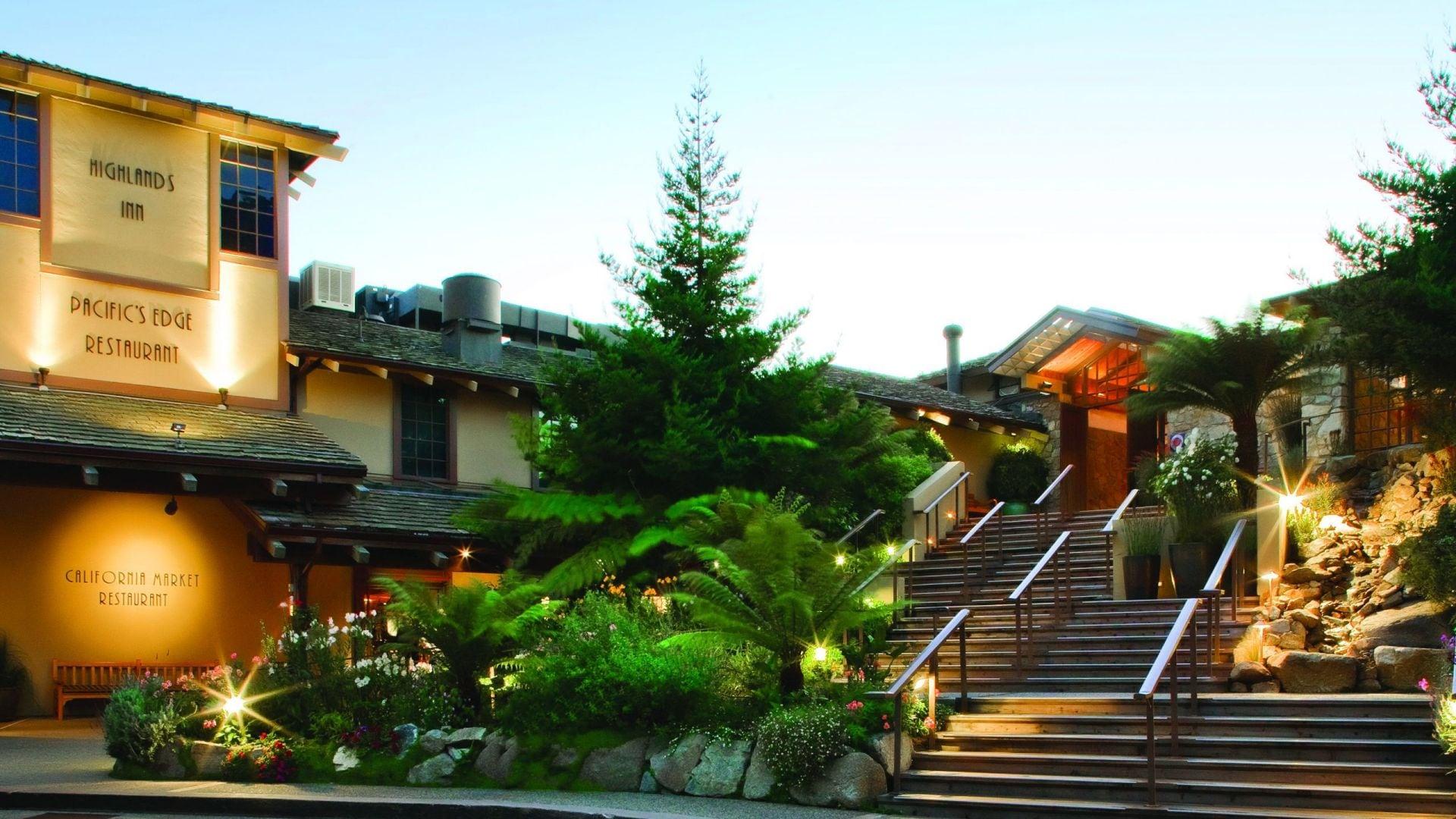 Highlands Inn, a Hyatt Hotel