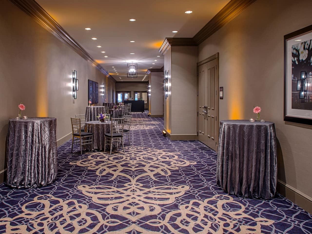Event Space near Bourbon Street Hyatt Centric French Quarter New Orleans