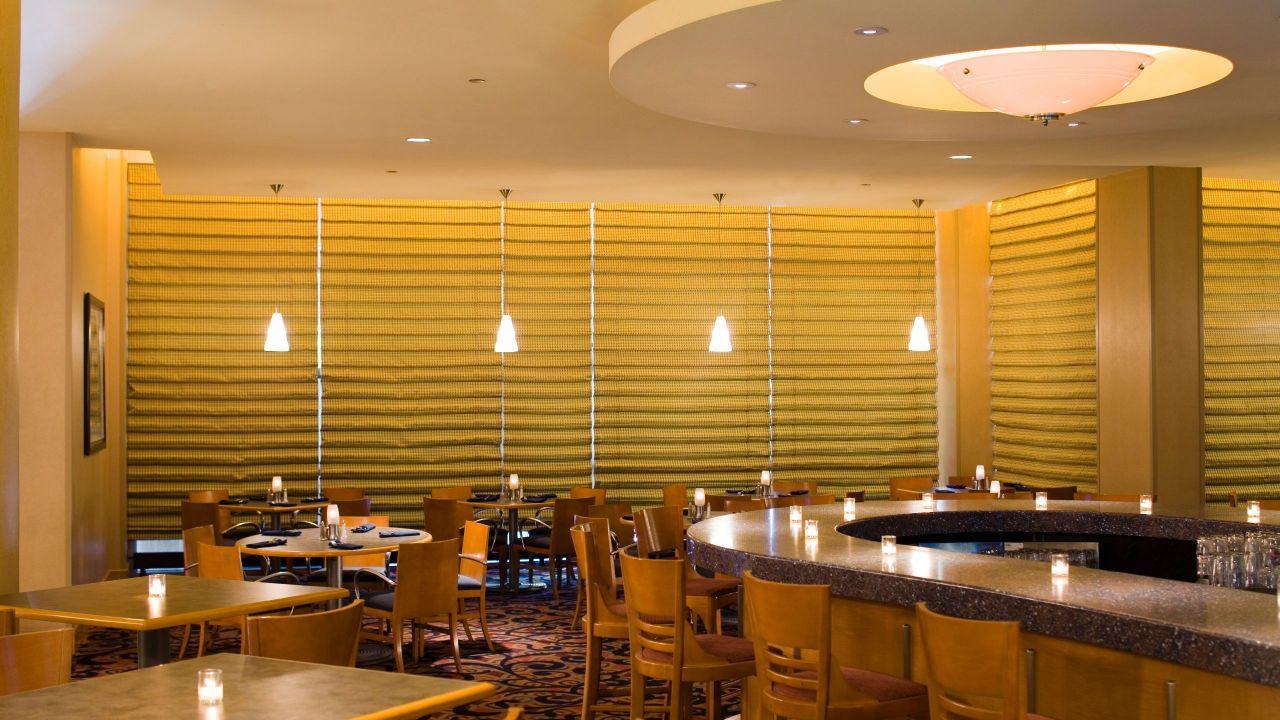 Hyatt Rosemont Lounge