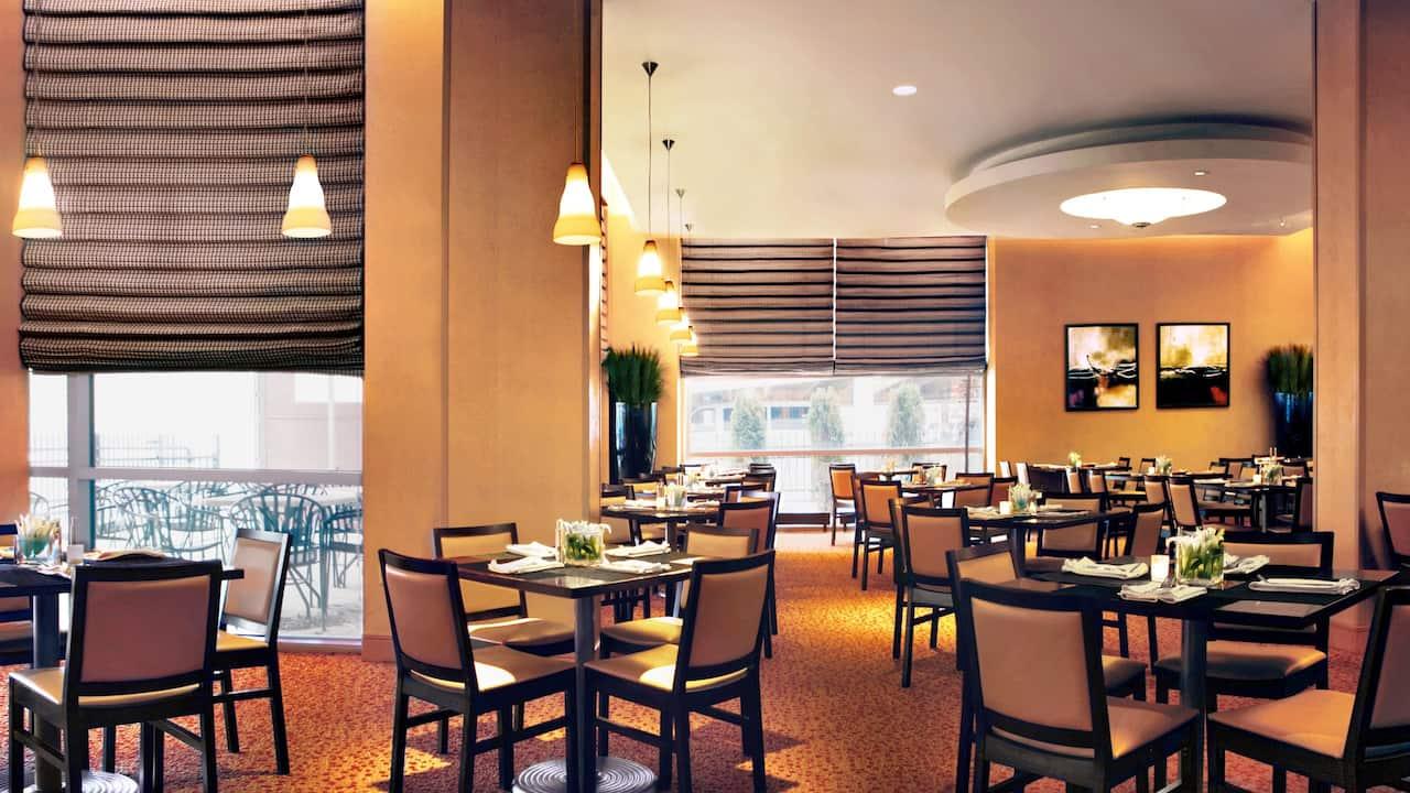 Hyatt Rosemont Restaurant