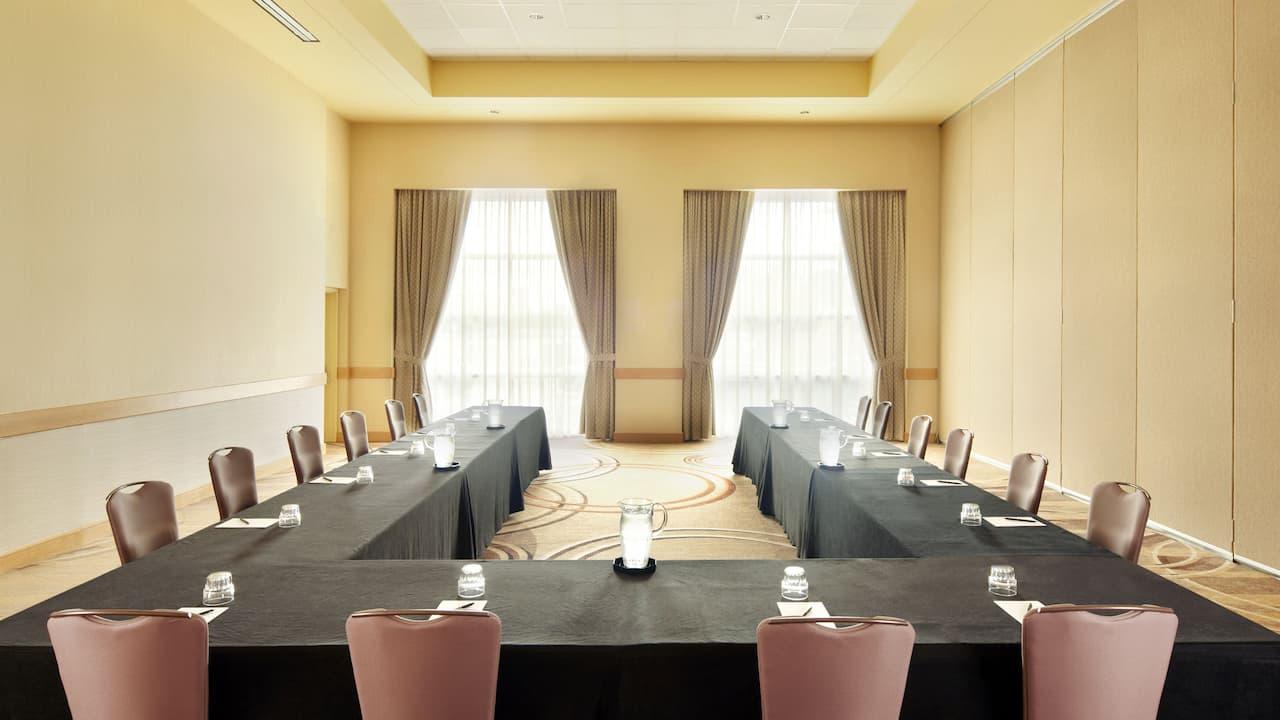 Hyatt Rosemont Lindbergh Meetings