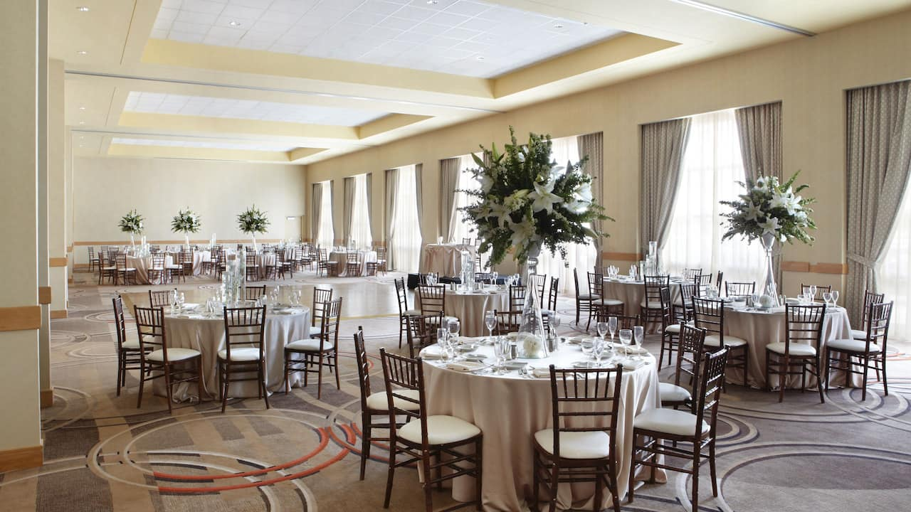 Hyatt Rosemont Wedding