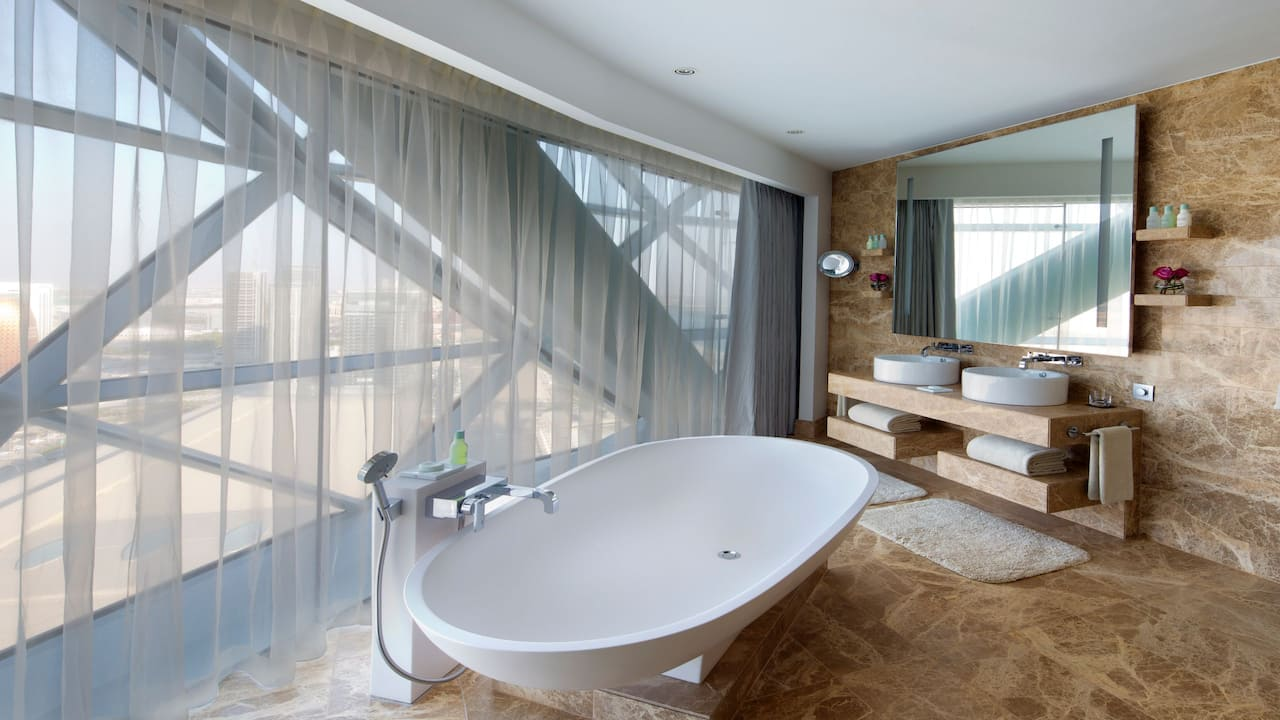 Capital Suite Andaz Abu Dhabi hotel