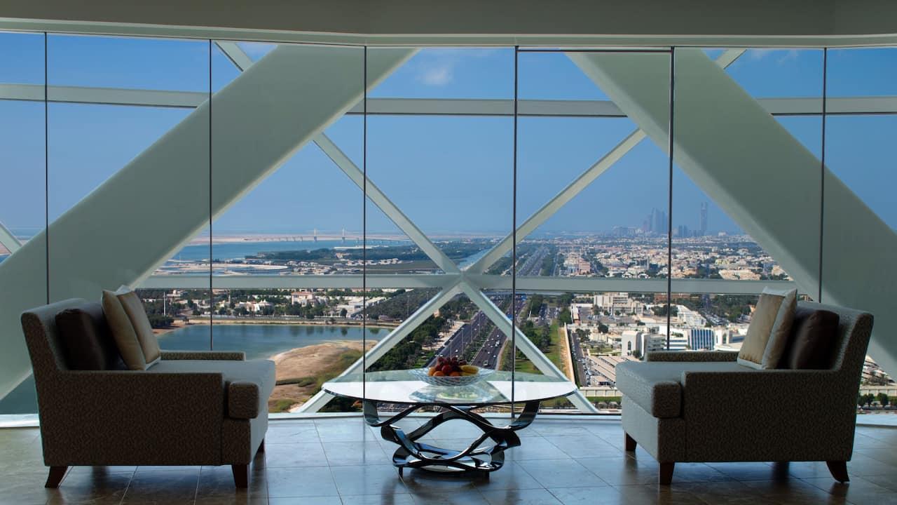 Diplomatic Suite Andaz Abu Dhabi