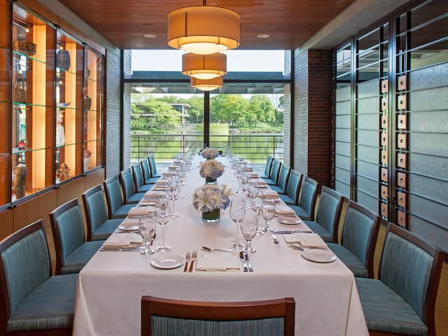 Piazza Private Dining
