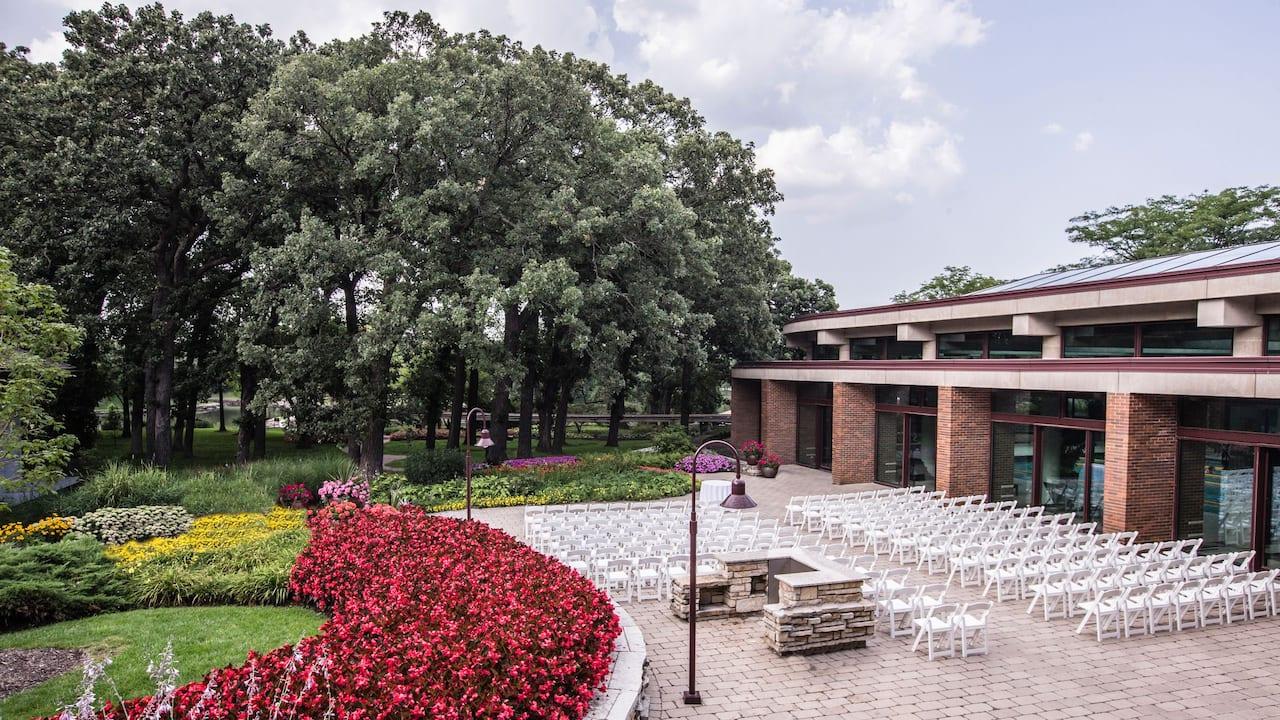 The Hyatt Lodge at McDonald's Campus Weddings