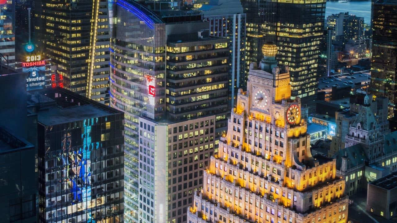 Hyatt Centric Times Square New York Paramount Building