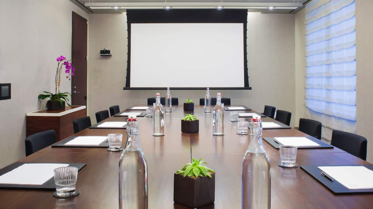 Hyatt Centric Times Square New York Meeting Room