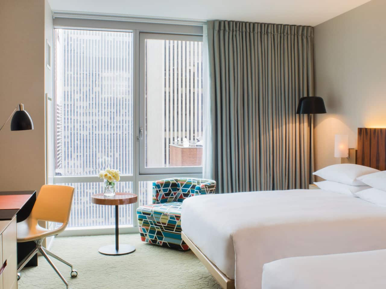 Hyatt Centric Times Square Guestroom