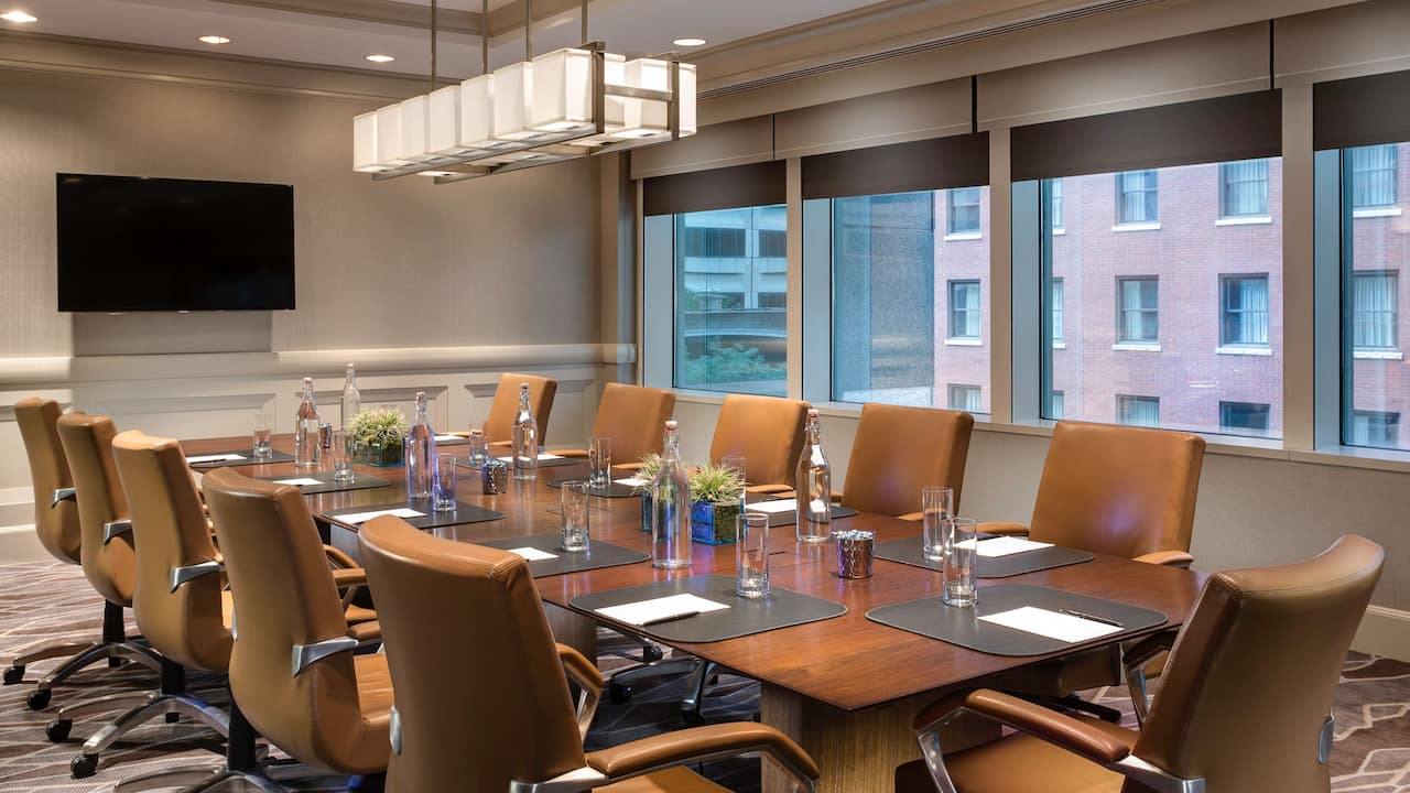 Hyatt Centric Chicago Magnificent Mile Meeting Space in Downtown Chicago
