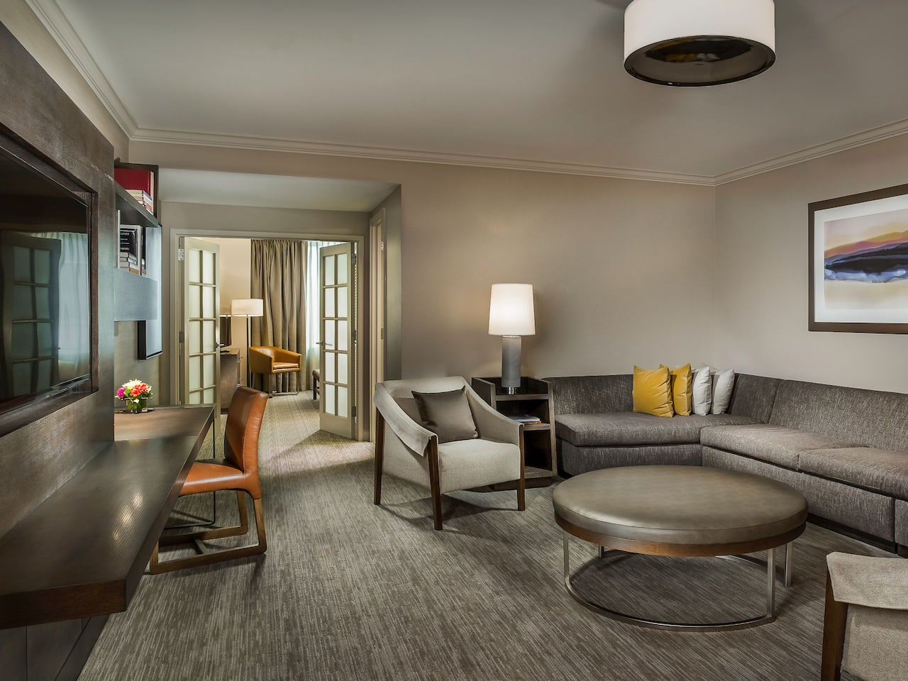 Downtown Chicago Hotel Rooms at Hyatt Centric Chicago Magnificent Mile