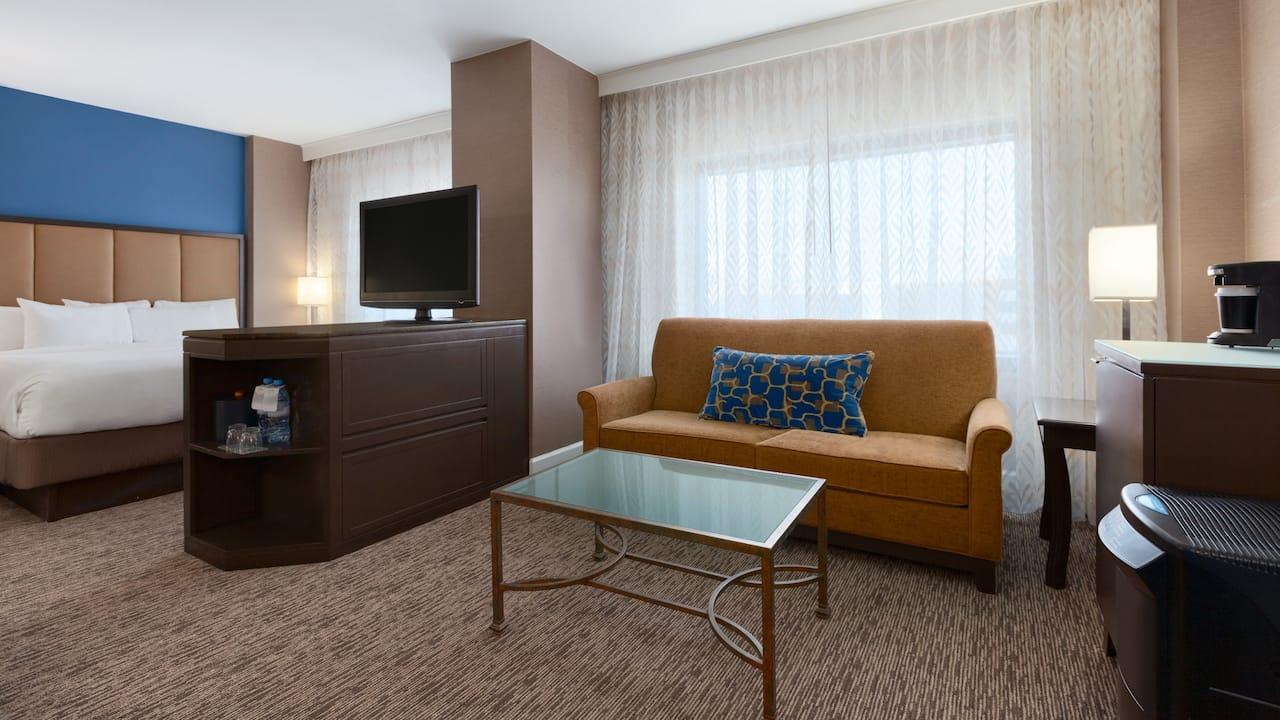 Pure King Room