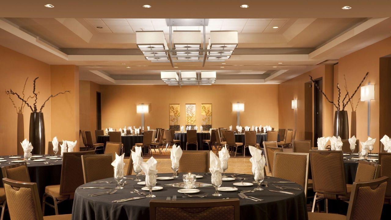 Hyatt Palm Spring Wedding Catering