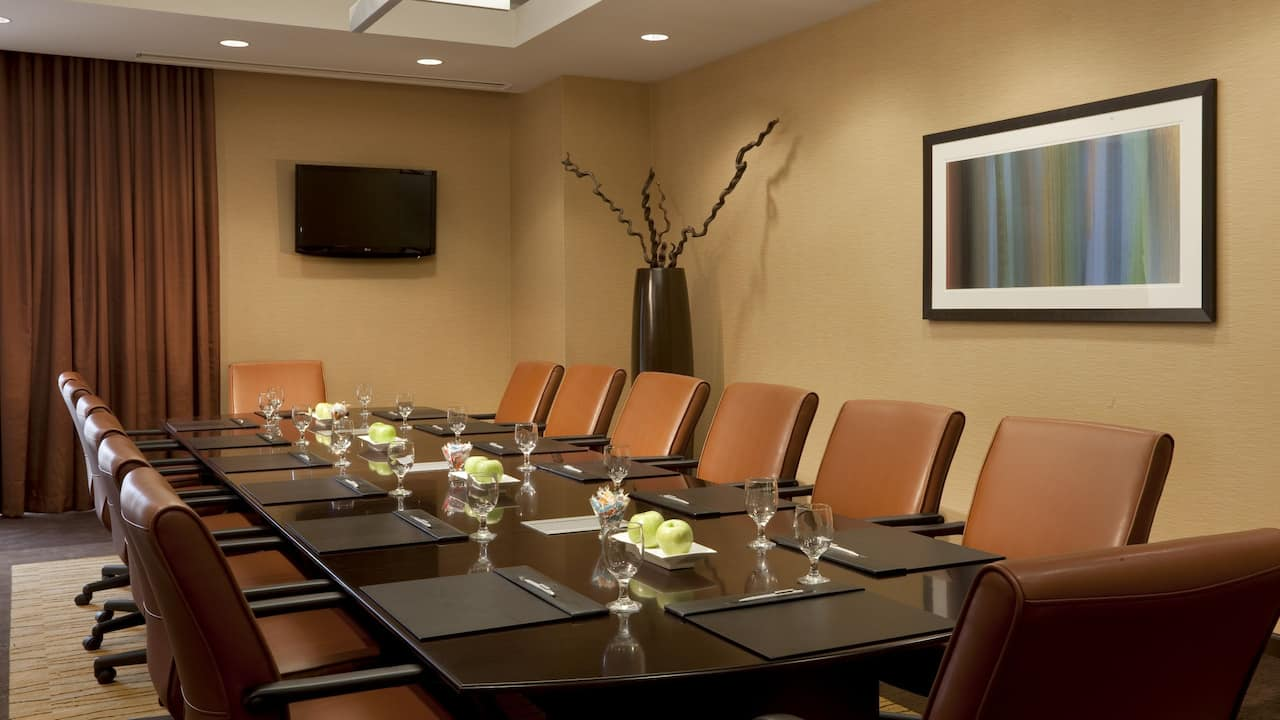 Hyatt Palm Springs Meeting