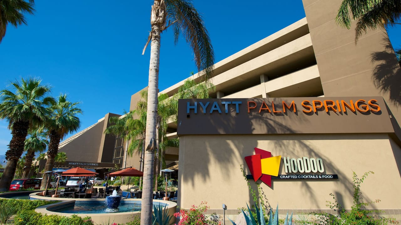Hyatt Palm Springs Dining